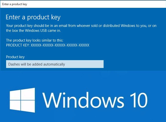 Windows 10 Product Key With Professional Version